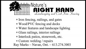 2020-22 Natures right hand