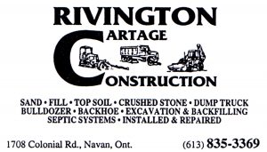 2020-28 RIVINGTON CARtage
