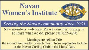 2020-51 Navan Women's Institute